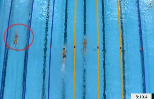 Ánh Viên kém xa chuẩn Olympic, thua đối thủ cả một vòng bể