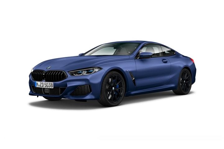 Chi tiết BMW 8-Series Heritage Edition phiên bản giới hạn chỉ sản xuất 9 chiếc - 1