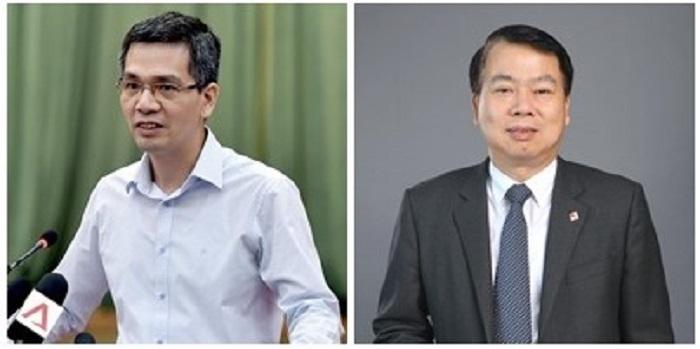 Hai tân Thứ trưởng Bộ Tài chính là ai? - 1