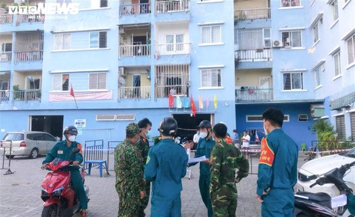 7 khu chung cư tại 1 phường ở Đà Nẵng bị phong tỏa - 1