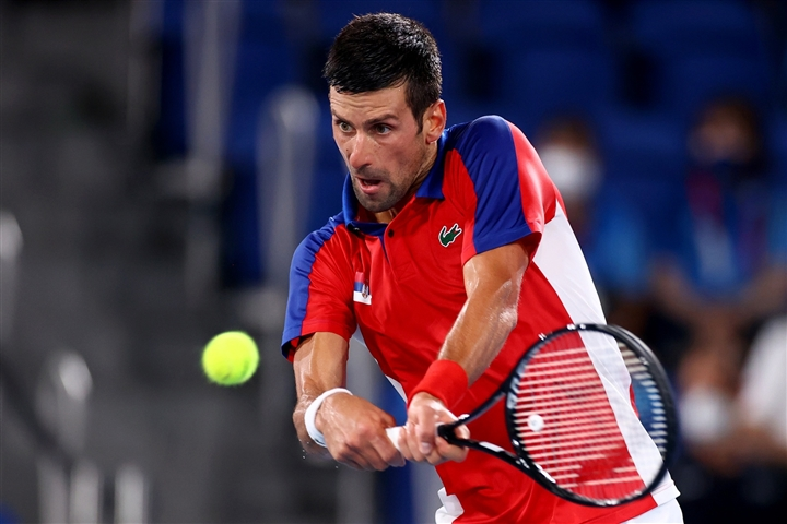 Thua sốc ở bán kết, Djokovic vỡ mộng vô địch Olympic Tokyo - 1