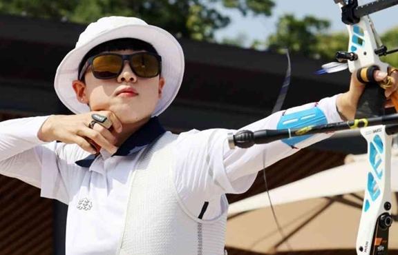 Xinh đẹp, giành 3 HCV Olympic Tokyo, cung thủ hay nhất Hàn Quốc vẫn bị mỉa mai