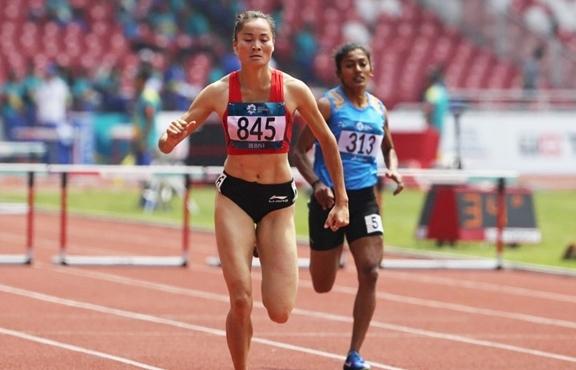 Trực tiếp Olympic Tokyo 2020: Quách Thị Lan đấu 400m vượt rào