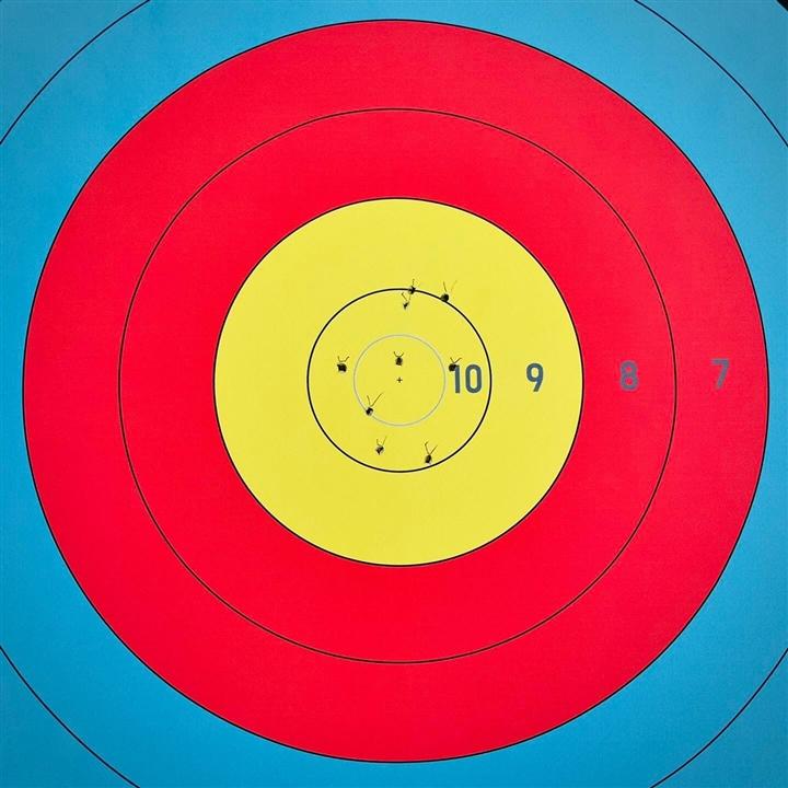 Olympic Tokyo 2020: Cung thủ Hàn Quốc bắn toàn 10, ghi điểm hoàn hảo khó tin - 1