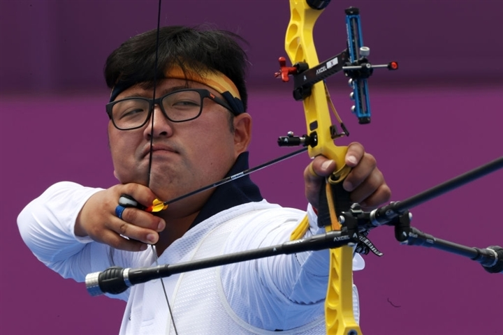Olympic Tokyo 2020: Cung thủ Hàn Quốc bắn toàn 10, ghi điểm hoàn hảo khó tin - 2