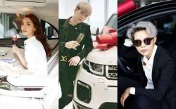 Top xế hộp đắt đỏ của những ca sỹ hot hit làng nhạc Việt hiện nay