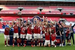 Arsenal vô địch FA Cup và giấc mơ sang trang với ông chủ kiệm hầu bao
