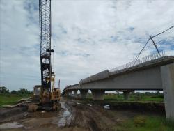 Cao tốc Trung Lương - Mỹ Thuận sắp xong vẫn chưa biết chỗ đặt trạm thu phí