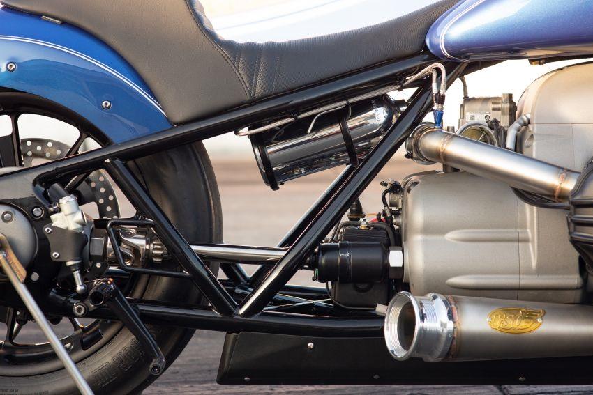 bmw motorrad r18 2020 phong cach dragster khac la