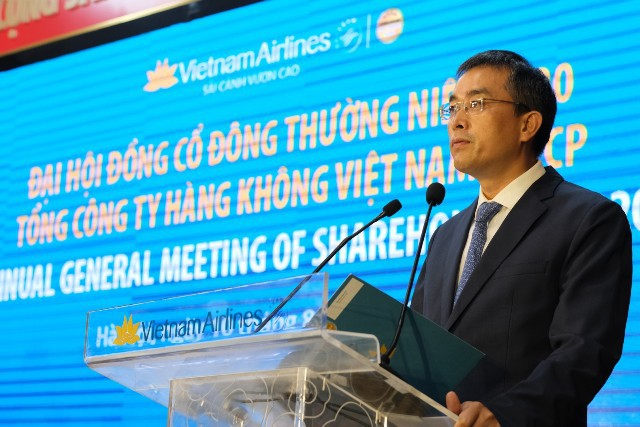 vietnam airlines co chu tich hoi dong quan tri moi