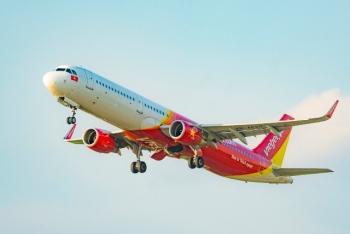 Vietjet sẽ tổ chức 4 chuyến bay đưa khách mắc kẹt ở Đà Nẵng về Hà Nội và TP.HCM