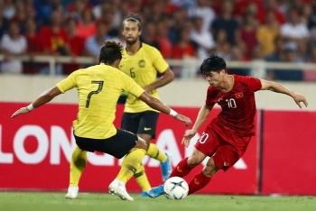 Vòng loại World Cup hoãn, tuyển Việt Nam nghỉ thi đấu hết năm 2020