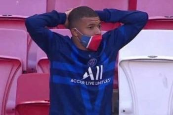 Xem Mbappe đứng hình vì Neymar bỏ lỡ cơ hội không tưởng