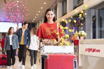 Hàng không nội địa rầm rộ mở bán 5 triệu vé máy bay Tết