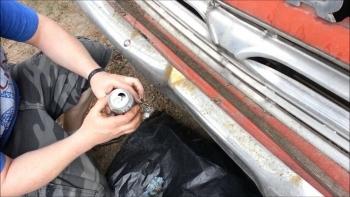Cách đánh bay các vết rỉ sét trên ôtô của bạn