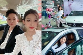 Xế hộp 3 tỉ đồng được Phan Mạnh Quỳnh mua tặng bạn gái có gì đặc biệt?