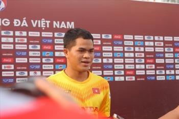Đàn em Xuân Trường tự hào khi được làm đội trưởng U22 Việt Nam