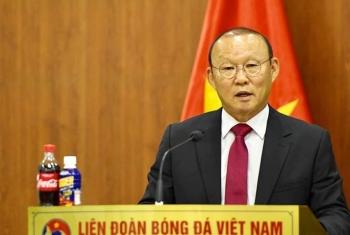 HLV Park Hang-seo được tặng Huân chương Lao động hạng Nhì