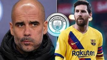 Một cú điện thoại thôi, Messi sẽ về Man City chứ?