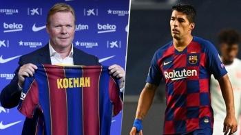 Suarez sẽ bị Koeman thanh trừng: Cuộc đào thải đến cùng ở Nou Camp