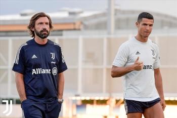 Pirlo, Ronaldo và những nét mới đầy hứa hẹn của Juventus