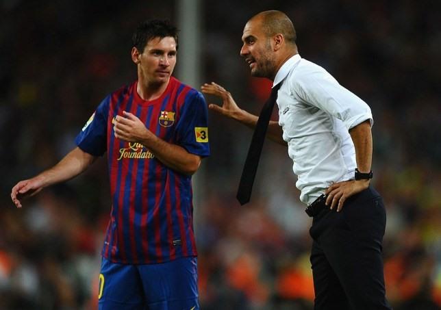 guardiola den barcelona trong dem cho gap messi chot hop dong