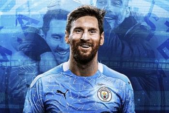 Man City soạn sẵn hợp đồng cực dị để đón Messi