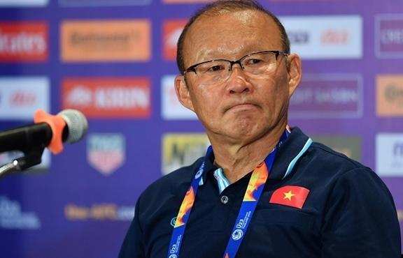 """HLV Park Hang Seo: """"Không phải cứ muốn là thắng được tuyển Trung Quốc"""""""