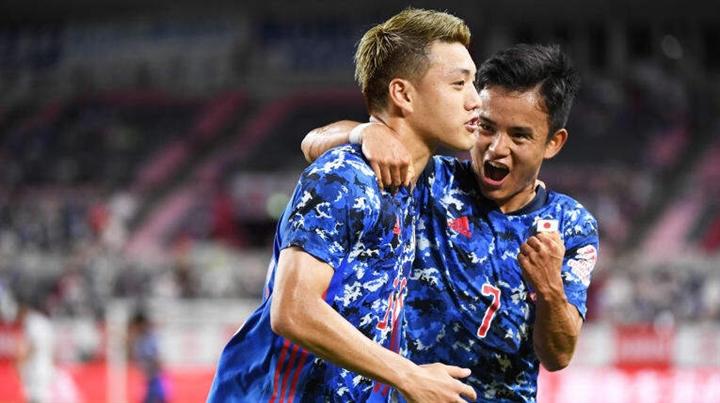 Vì sao bóng đá Nhật Bản thăng hoa ở Olympic Tokyo? - 1
