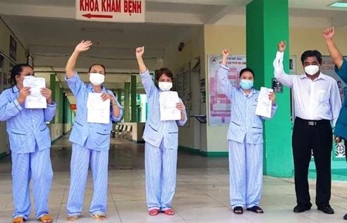 TP.HCM cho gần 3.500 bệnh nhân COVID-19 xuất viện trong 1 ngày
