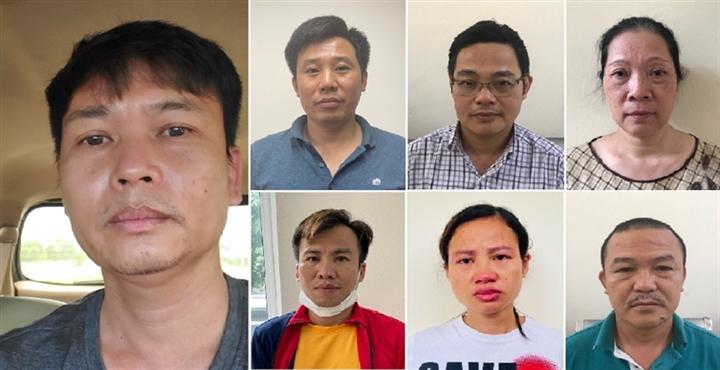 Vì sao Tổng Giám đốc Công ty cây xanh Hà Nội bị bắt? - 1