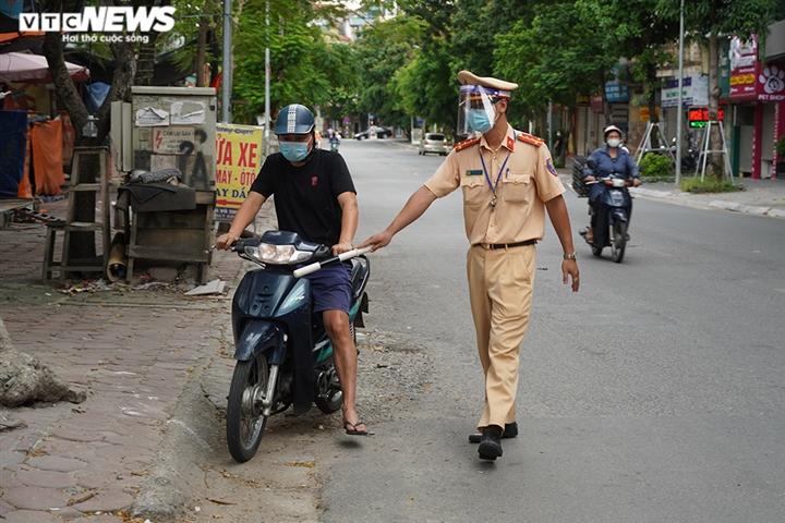 Chủ tịch Hà Nội: Không giãn cách xã hội, thành phố không giữ được như hiện nay - 2