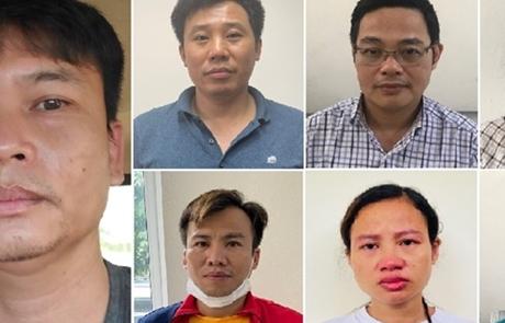 Vì sao Tổng Giám đốc Công ty cây xanh Hà Nội bị bắt?