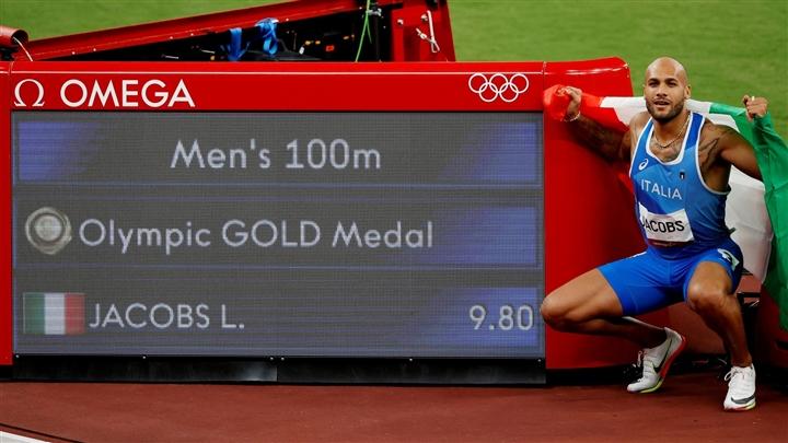 Vô địch Olympic Tokyo, VĐV Italy vẫn kém xa kỷ lục của huyền thoại Usain Bolt - 1