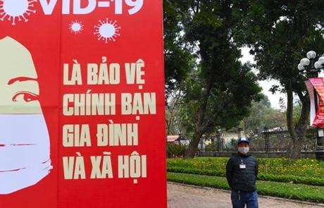 Việt Nam đang đi đúng hướng trong kiểm soát dịch COVID-19
