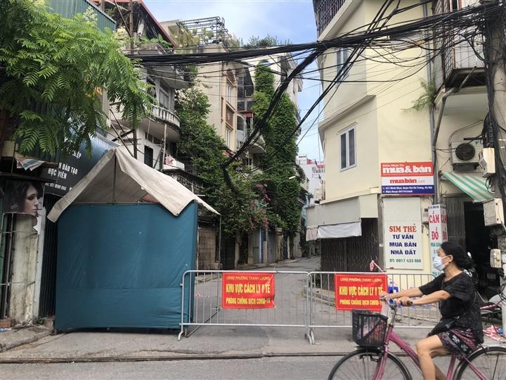 Hà Nội khẩn tìm người liên quan Công ty thực phẩm Thanh Nga  - 1