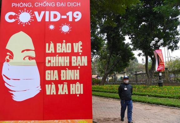 Việt Nam đang đi đúng hướng trong kiểm soát dịch COVID-19 -0