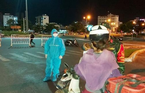 Đà Nẵng: Chuỗi lây nhiễm cảng cá Thọ Quang tiếp tục thêm 53 F0 mới