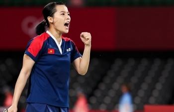 Đoàn Việt Nam chia tay Olympic Tokyo, không có huy chương