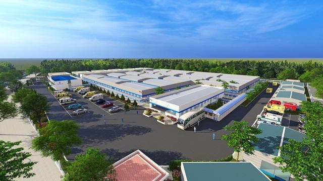 Bộ Y tế xây dựng bệnh viện 500 giường bệnh điều trị bệnh nhân COVID-19 ở Hà Nội - 1