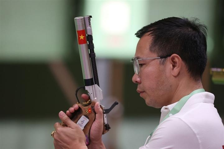 Đoàn Việt Nam chia tay Olympic Tokyo, không có huy chương - 1