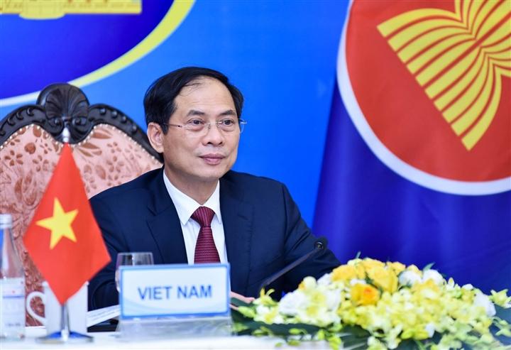 Việt Nam đề nghị ASEAN chi 10,5 triệu USD mua vaccine COVID-19 - 1