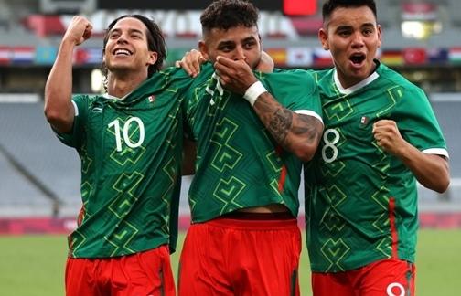 Nhận định bóng đá Brazil vs Mexico bán kết Olympic Tokyo