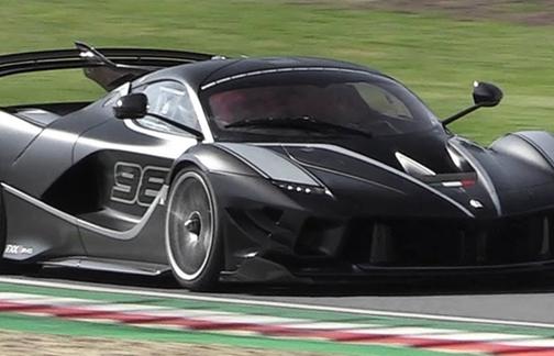 5 siêu xe phiên bản đặc biệt nhất Italy
