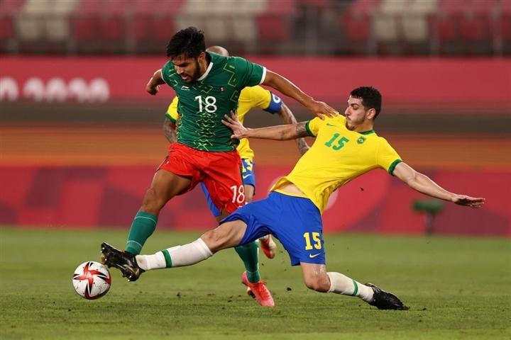 Brazil 3 lần liên tiếp vào chung kết bóng đá nam Olympic - 1
