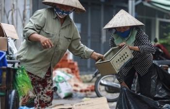 TP.HCM đề xuất hỗ trợ cho người lao động tự do lần 2