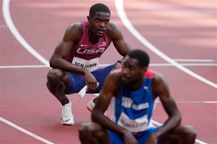 Cuộc đua kịch tính nhất Olympic Tokyo: Phá kỷ lục thế giới, vẫn không có HCV - 2