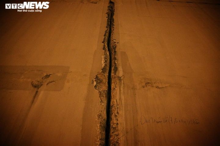 Hà Nội: Xuyên đêm sửa hầm Kim Liên sau 12 năm đưa vào vận hành - 11