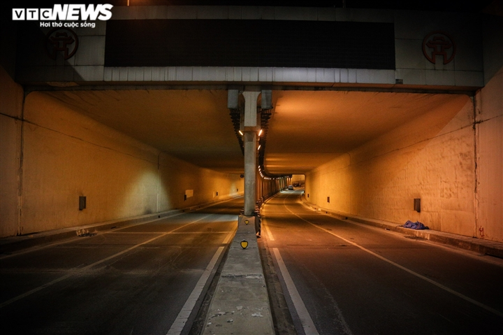 Hà Nội: Xuyên đêm sửa hầm Kim Liên sau 12 năm đưa vào vận hành - 13