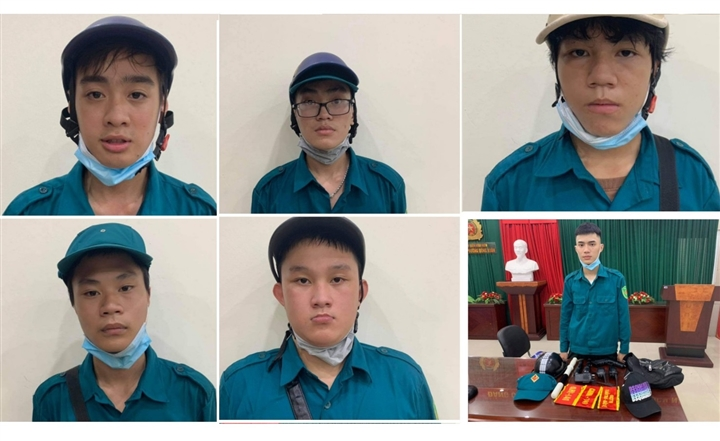 Hà Nội: Giả lực lượng phòng, chống dịch, cưỡng đoạt tài sản nhiều người  - 1